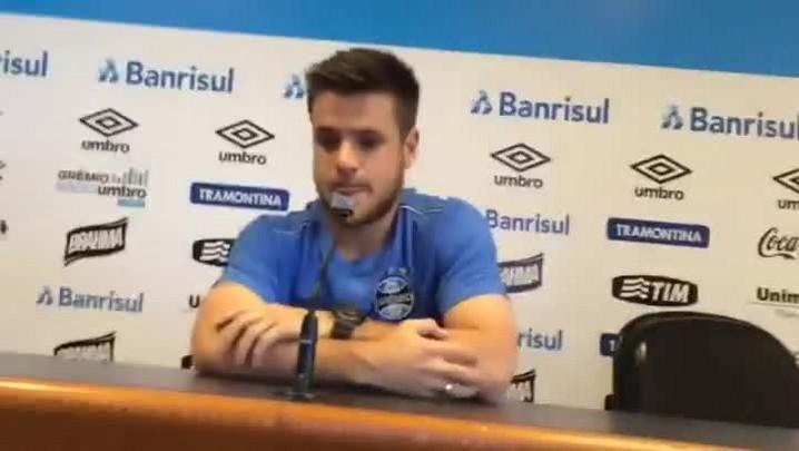 """Ramiro sobre goleadas recentes em Gre-Nal: \""""Quem apanha nunca esquece\"""""""