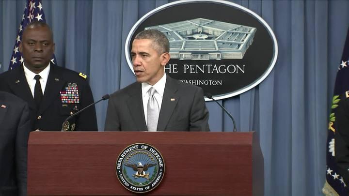 Obama promete intensificar ação contra EI