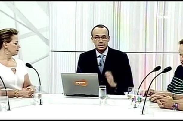 TVCOM Conversas Cruzadas. 3º Bloco. 05.02.16