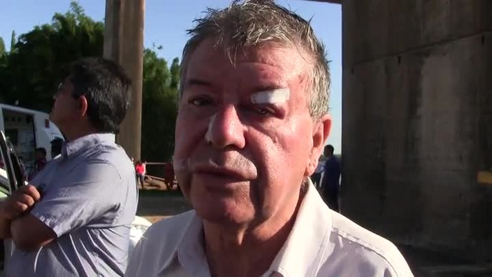 Sobrevivente conta como foi queda de ônibus no Rio Jacuí