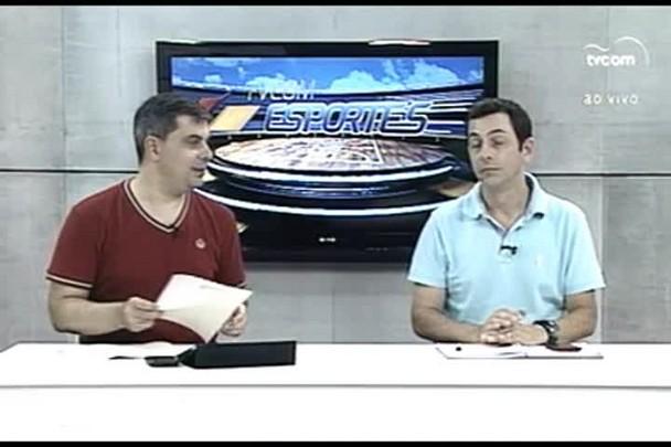 TVCOM Esportes. 1º Bloco. 19.02.16