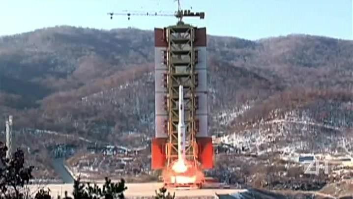 Coreia do Norte dispara projéteis após novas sanções