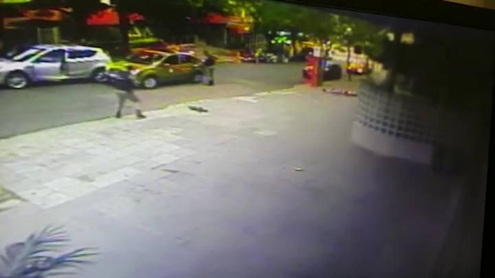 Troca de tiros entre PMs e suspeitos termina com mortes em frente ao Hospital Cristo Redentor