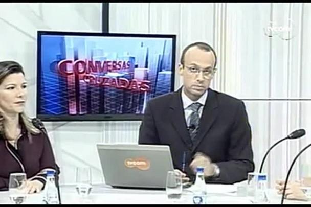 TVCOM Conversas Cruzadas. 4º Bloco. 22.04.16