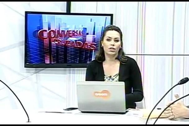 TVCOM Conversas Cruzadas. 4º Bloco. 13.05.16