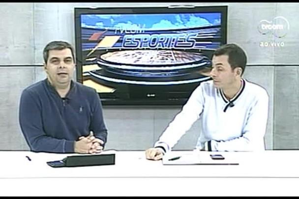 TVCOM Esportes. 2º Bloco. 17.05.16