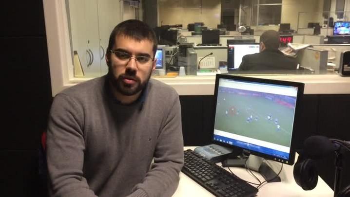 Assistente salvou árbitro em marcação de pênalti contra o Grêmio