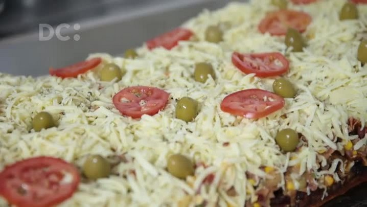 Conheça a tradicional receita de Chapecó: Porco Pizza