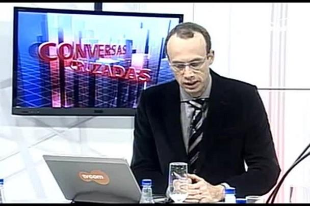 TVCOM Conversas Cruzadas. 4º Bloco. 05.07.16