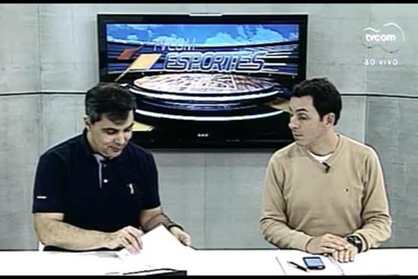 TVCOM Esportes. 2º Bloco. 09.08.16