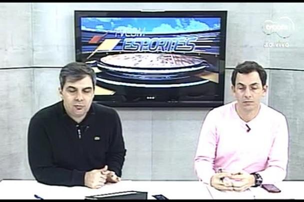 TVCOM Esportes. 4º Bloco. 10.08.16
