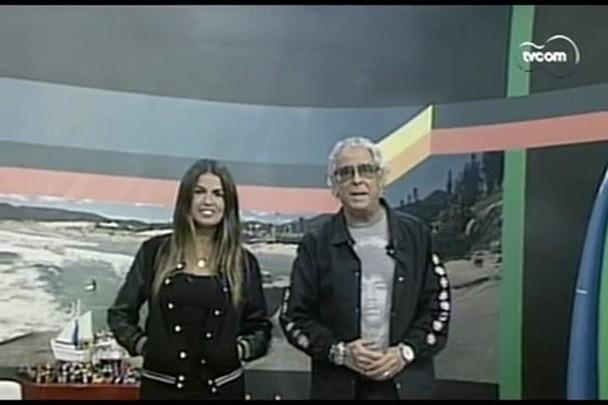 TVCOM De Tudo um Pouco. 1º Bloco. 21.08.16