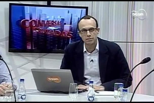TVCOM Conversas Cruzadas. 4º Bloco. 02.09.16
