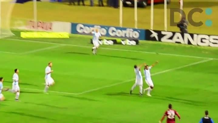 Assista aos gols da vitória do Avaí sobre o Goiás