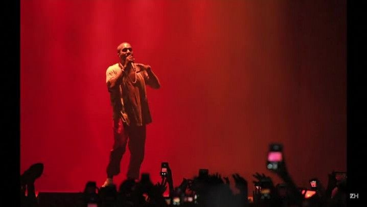 Kanye West hospitalizado após dias tensos