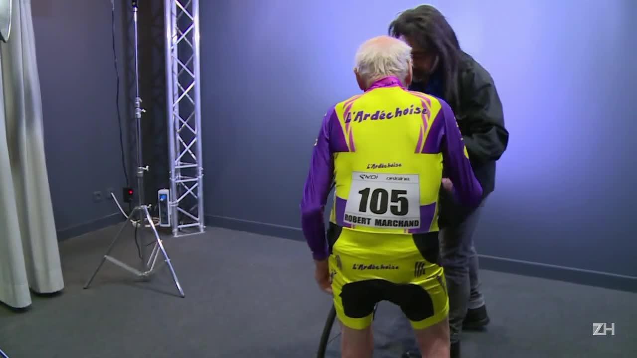 Ciclista francês deixa o esporte aos 106 anos
