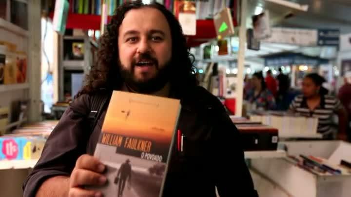 Carlos André Moreira dá dicas de leitura