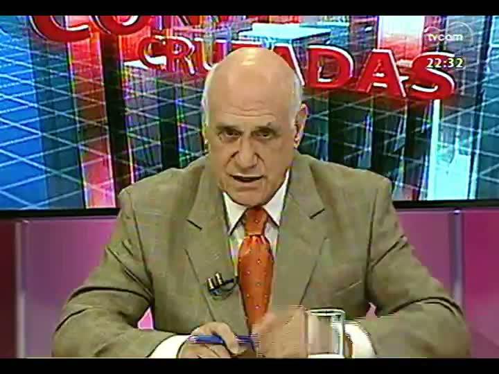 Conversas Cruzadas - Análise do momento que vive a economia brasileira: pontos positivos e negativos - Bloco 2 - 17/01/2013