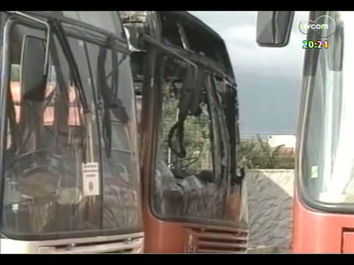TVCOM 20 Horas - Atentados em Santa Catarina e novidade na Freeway - Bloco 3 - 05/02/2013