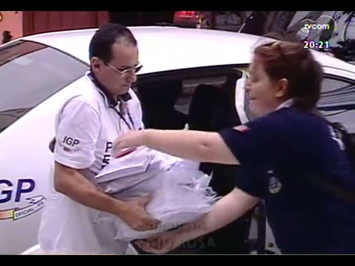 TVCOM 20 Horas - Inquérito sobre incêndio na Kiss se aproxima do fim - Bloco 3 - 15/03/2013