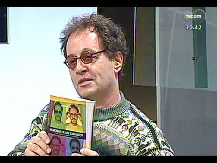 TVCOM Tudo Mais - Kleiton Ramil lança livro sobre a natureza e o mistério dos sonhos