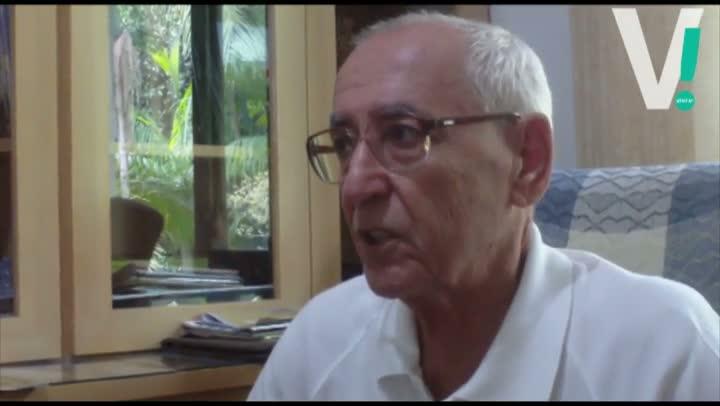 Perfil do professor Alfredo Scottini
