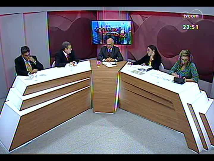 Conversas Cruzadas - Quais as alternativas para reduzir a tarifa de ônibus em Porto Alegre? - Bloco 3 - 22/04/2013