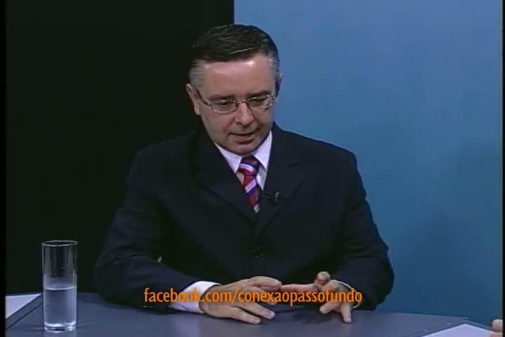 Conexão Passo Fundo avalia os 100 dias do governo do prefeito Luciano Azevedo - bloco 2