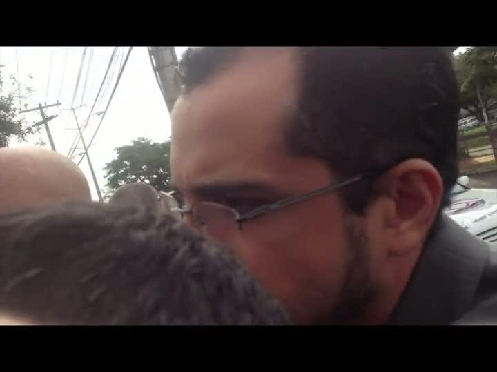 Luiz Fernando Záchia depõe por quase seis horas à Polícia Federal. 02/05/2013