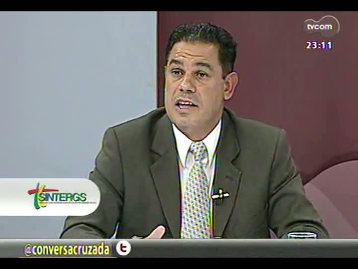 Conversas Cruzadas - Operação Leite Compensado: debate sobre como os infratores operavam na fraude e o que ainda está por acontecer - Bloco 4 - 09/05/2013