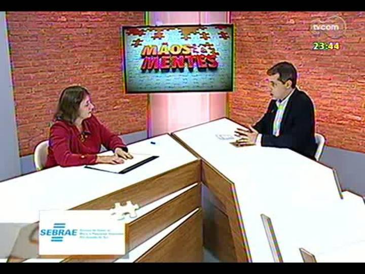 Mãos e Mentes - Professora do Instituto de Educação Ivoti Marli Brun - Bloco 2 - 17/05/2013