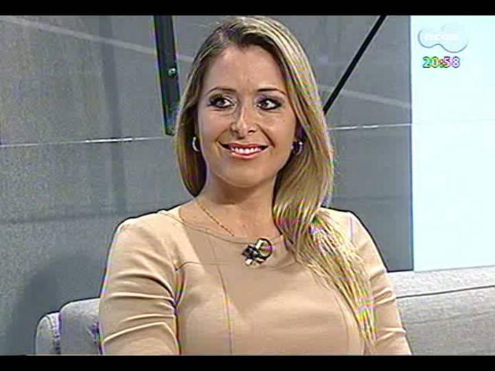 TVCOM Tudo Mais - Cineasta Jorge Furtado fala de seu trabalho e Flávia Requião traz as notícias das celebridades