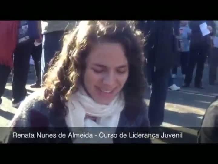 Celebração de Corpus Christi reuniu milhares de pessoas no Largo Zumbi dos Palmares na Capital