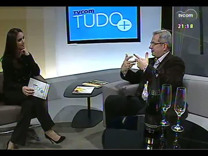 TVCOM Tudo Mais - Irineu Guarnier Filho fala sobre espumantes produzidos na Campanha Gaúcha
