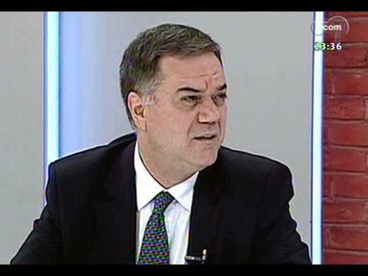Mãos e Mentes - Secretário da Fazenda de Porto Alegre, Roberto Bertoncini - Bloco 1 - 10/07/2013