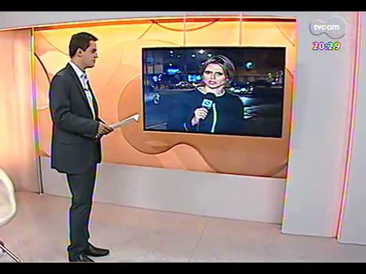 TVCOM 20 Horas - Na Assembleia, deputados analisam o fim do chamado \'imposto de fronteira\'- Bloco 3 - 20/08/2013