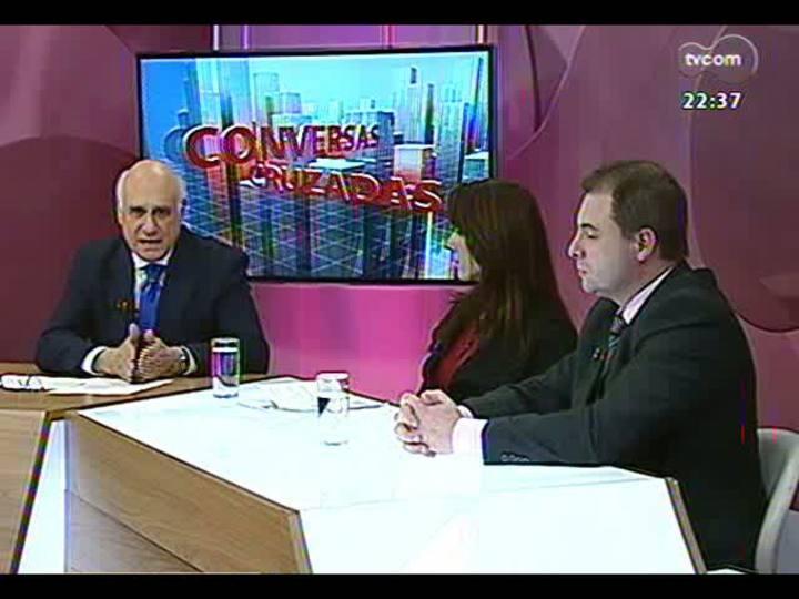 Conversas Cruzadas - Análise da situação dos jovens que incendiaram a escola em Eldorado do Sul - Bloco 2 - 22/08/2013
