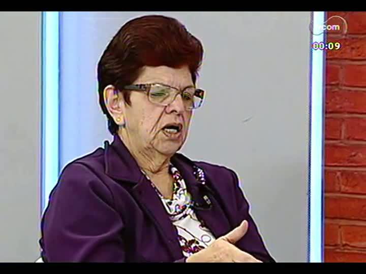 Mãos e Mentes - Coordenadora-geral da Jornada de Literatura de Passo Fundo, Tânia Rösing - Bloco 4 - 23/08/2013