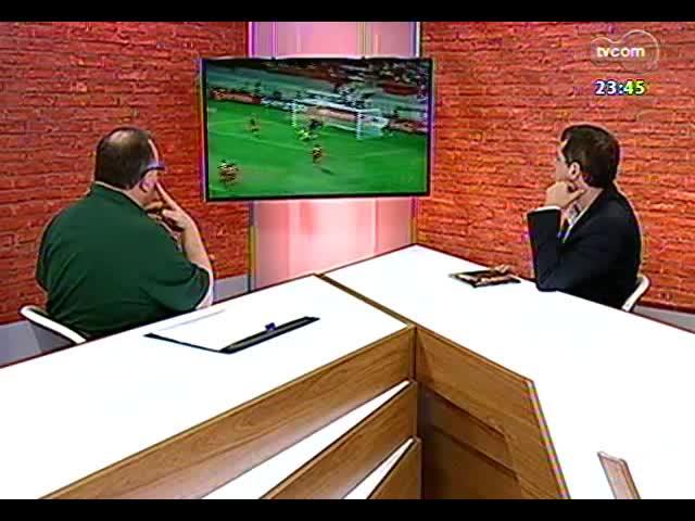 Mãos e Mentes - Jornalista e comentarista esportivo, Pedro Ernesto Denardin - Bloco 3 - 11/09/2013