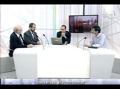 Conversas Cruzadas – Fim do voto secreto na ALESC – 2º bloco - 11/09/2013