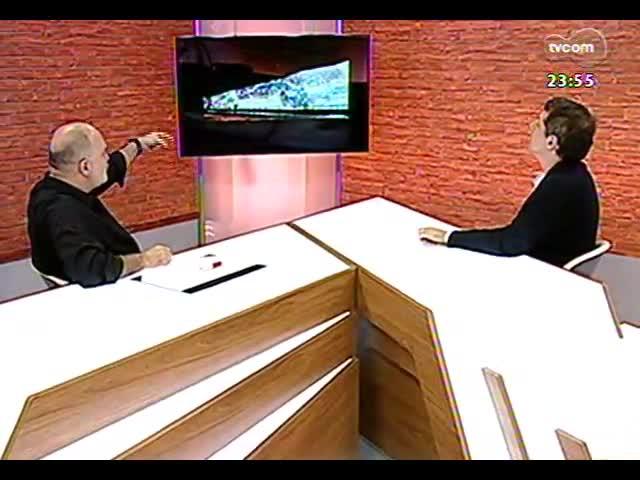 Mãos e Mentes - diretor artístico da abertura do Beira-Rio, Edson Erdmann - Bloco 4 - 16/10/2013