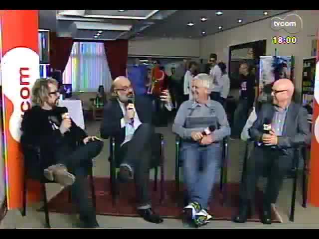Café TVCOM - Um bate papo com dois convidados especiais direto da Festa Nacional da Música - Bloco 1 - 26/10/2013