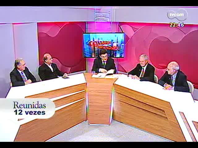 Conversas Cruzadas - Em debate, a crescente presença dos médicos na literatura - Bloco 3 - 14/11/2013