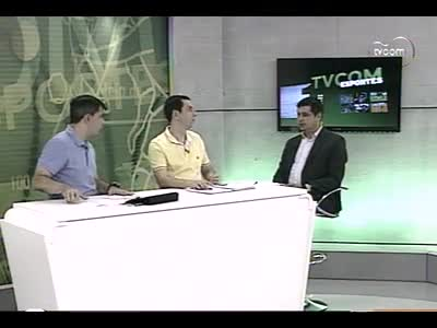 TVCOM Esportes - Entrevista Cláudio Vicente - 18/11/13
