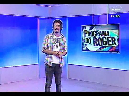 Programa do Roger - Grupo Alabe Oni faz show no projeto Sonora Brasil - bloco 1 - 27/11/2013