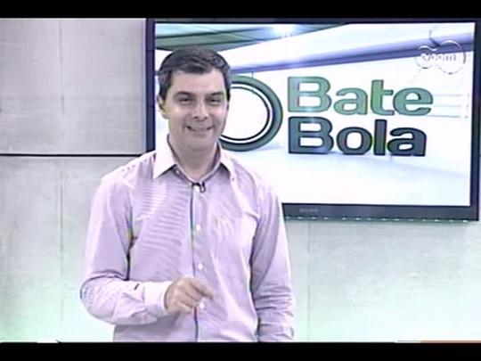Bate bola - 3o bloco - Resultados série A - 1/12/2013