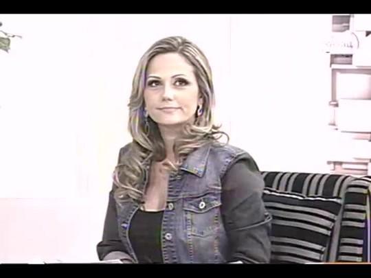 TVCom Tudo Mais - 4o bloco - Osteopatia pediátrica - 4/12/2013