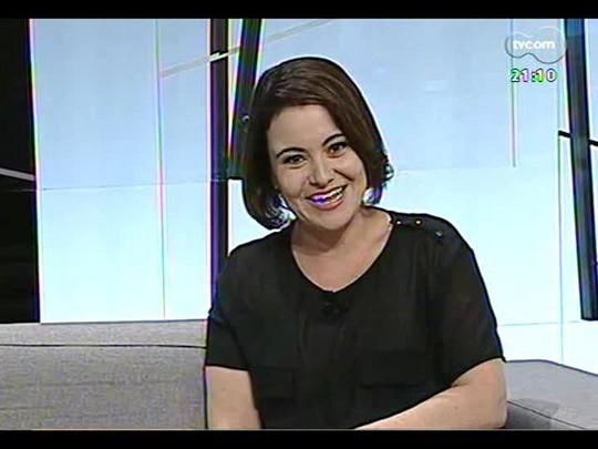 TVCOM Tudo Mais - DR na TV: Fabrício Carpinejar responde dúvidas amorosas de telespectadores