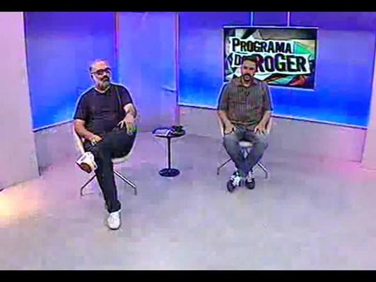 Programa do Roger - Conversa com Paulo Scott, autor de \'Ithaca Road\' - Bloco 1 - 12/12/2013