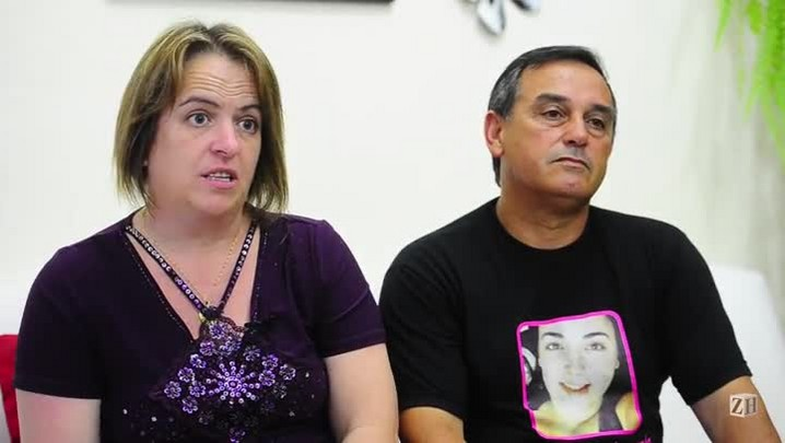 Kiss, um ano depois: Andrielle da Silva